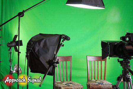 sarasota green screen studio